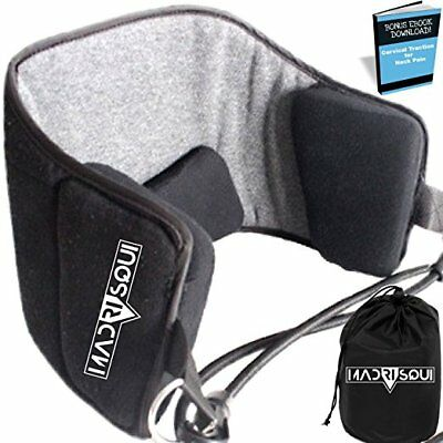 MADRISQUI Neck Stretcher Hammock Support | Cervical Neck Traction Device