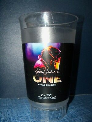 """Michael Jackson """"the One"""" Show Cup From Las Vegas"""