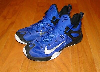 reputable site 40c2d e7b9a Nike Zoom HyperRev Shoes Size 12 Men s 705370-400 Blue Black Basketball