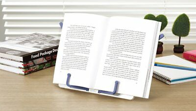 Reading Rest Book Holder Display Stand Lightweight Portable Foldable Adjustable