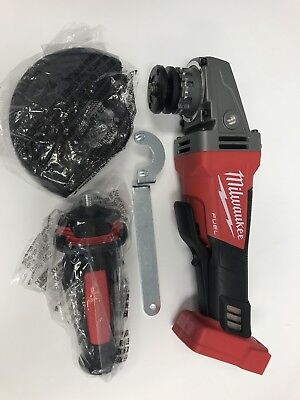 """Milwaukee M18CAG125XPD 18V Cordless Fuel 5""""/125mm Angle Grinder - SKIN ONLY"""