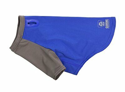 Canine Friendly 66705008 Solis UV Sun Protection Coverup Dog Shirt, Large, Elect