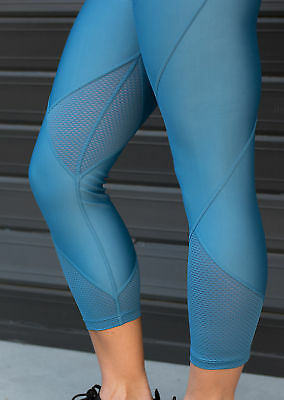 NEW Womens Lorna Jane Activewear   Stay Cool 7/8 Tight