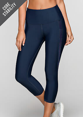 NEW Womens Lorna Jane Activewear   Exertion Core 7/8 Tight