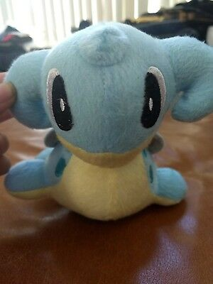 Pokemon Lapras Chibi Plush Doll