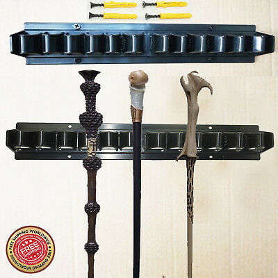 Display Stand Rack For Collectable Wizard Harry Potter Magic Wand Deathly Hallow