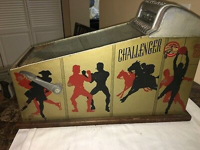 ABT Challenger Shooting Gallery Game
