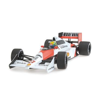 Minichamps Ayrton Senna 1990 McLaren Honda MP4/5B 1/18 World Champion