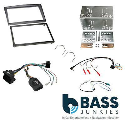 Vauxhall Corsa 2006 - 2009 Double Din Car Stereo Interface Fitting Kit