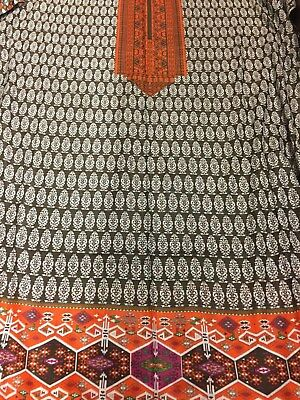 3 Piece Good Quality Unstitched Lawn Suit With Net Printed Dupatta Latest
