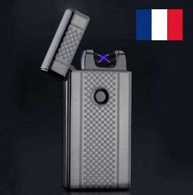 Double Arc Lighter Without Electric Gas Usb Storm Plasma Pulse 10 Models Luxury