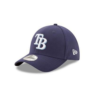 New Era Tampa Bay Rays Stretch Fit Classic MLB Cap Game