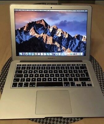 Macbook Air 13' 2014 i5 Prozessor 128GB Flash 4GB Ram