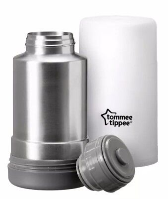 Tommee Tippee Closer to Nature Travel Bottle and Food Warmer BPA Free