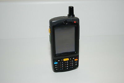 Motorola Symbol MC7004 PUCDJRHA80R Barcode Scanner Mobile Computer Pocket PC