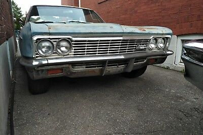1966 Chevrolet Bel Air/150/210 Bel AIr 1966 Chevrolet Bel Air 'Rat Rod'