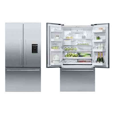 Fisher And Paykel Rf540adusx4 French Door Fridge Freezer Stainless