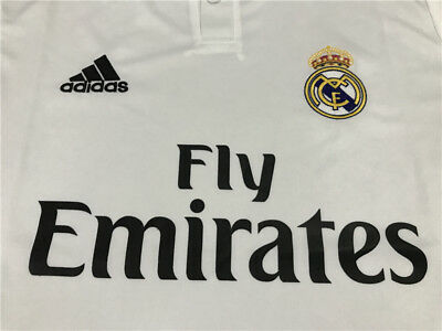 Real Madrid 2018-2019 Maglia T-Shirt Home New