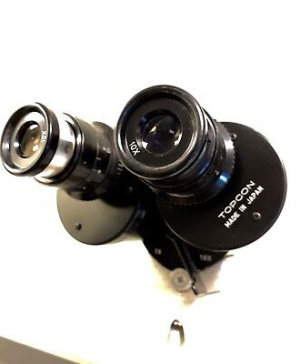 Topcon SL-3D Slit Lamp Spare-Parts - Optical Optometry Ophthalmology