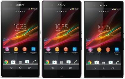 Sony Xperia Z C6603 Android Smartphone ohne Simlock Kamera PS4 LTE HD Display