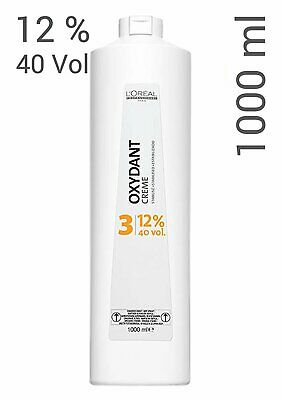 Loreal Oxydant Creme 12% 1000 ml Entwickler