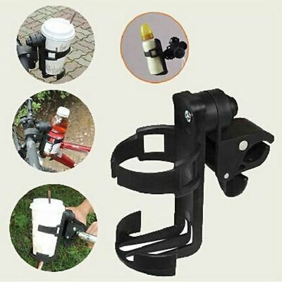 Baby Stroller Bottle Holder Infant Stroller Bicycle Carriage Cart Accessory Plas