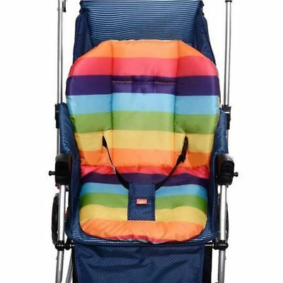 Thick Colorful Baby Infant floor mat Breathable Stroller Padding Liner Car Seat