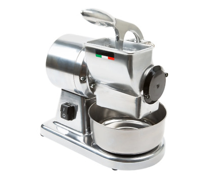 Light-Duty Stainless Steel 1/2 hp Electric Cheese Grater - 110V