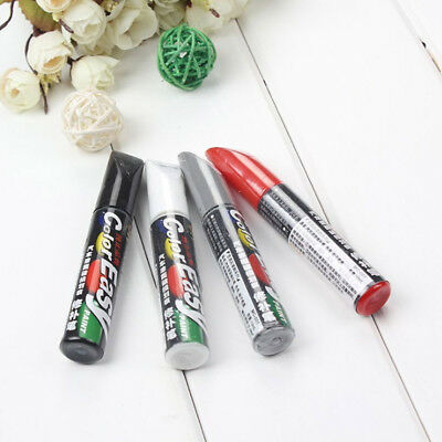Auto Paint Repair Pen Fix Tools Scratch Remover Touch Up Clear Coat Applicator