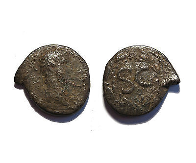 Roman Imperial coin unattributed higher grade detailed you get coin shown #36