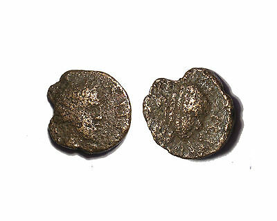 Roman Imperial coin unattributed higher grade detailed you get coin shown #48
