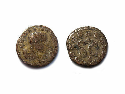 Roman Imperial coin unattributed higher grade detailed you get coin shown #1