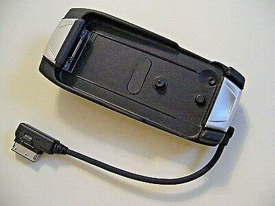 Orig Mercedes UHI Halterung Adapter A2128201051 Apple iPhone 4  Media Interface