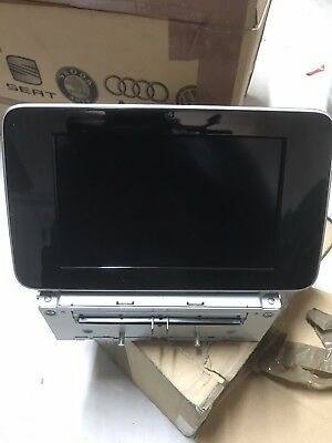 Oem Mercedes Benz W205 Central Sat Navigation Plus Screen Display Unit