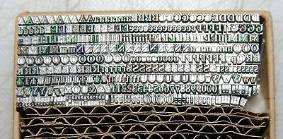 8 Times Bold   Part Font Metal  Letterpress Type   #  Adana 8 x 5 user  #