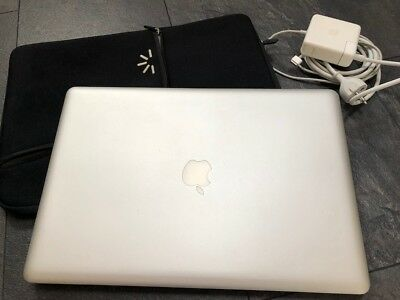 "Macbook Pro 17"", matt, Unibody, 4 GB, 500 GB"