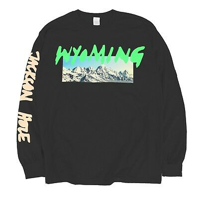 Kanye West Ye Wyoming Long Sleeve T Shirt Listening Party hoodie merch NEW