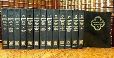 Dictionary of the Middle Ages, American Council of Learned Societies, 14 Volumes
