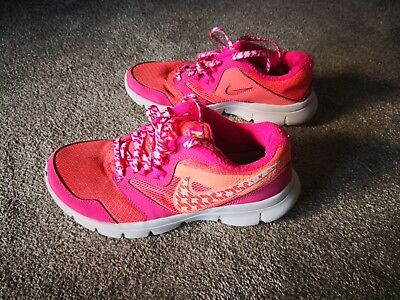 3f39d791c0362 GREY NIKE WOMENS Flex experience RN3 Run Trainers Shoes Size 5 Fit ...