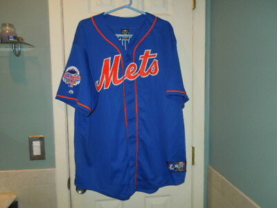 NY Mets David Wright 2013 Allstar Game jersey by Majestic size men's 2XL-NWOT