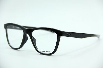 New Oakley Ox8070-0153 Black Grounded Eyeglasses Authentic Frame Rx 53-17