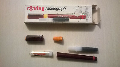 Rapidograph Rotring 0.4 mm Penna a China technical drawing