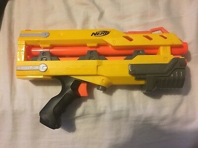 Nerf gun N-Strike Longshot CS-5 Front Barrel Extension Attachment Gun