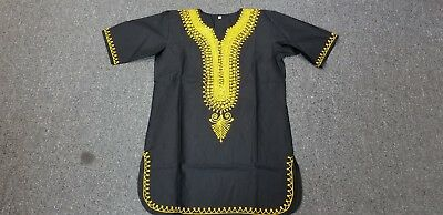 African clothing for men-Dashiki M-5X