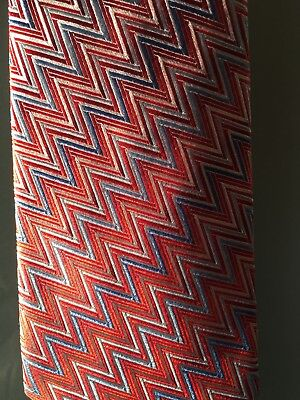 MISSONI NUOVA NEW Originale 100%  SETA SILK MADE IN ITALY IDEA REGALO