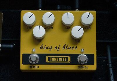 Tone City King of Blues Dual Overdrive