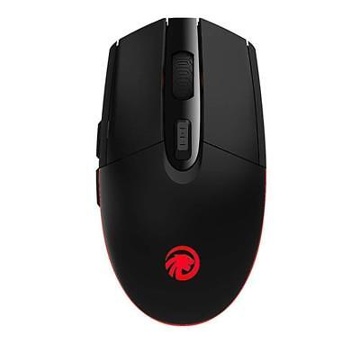 2.4GHz USB Optical Rechargeable Silent Wireless Mouse With3DPI for Mac/PC/Laptop