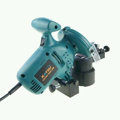 Electric Chainsaw Bench Mounted Sharpener Grinder 100mm 220W
