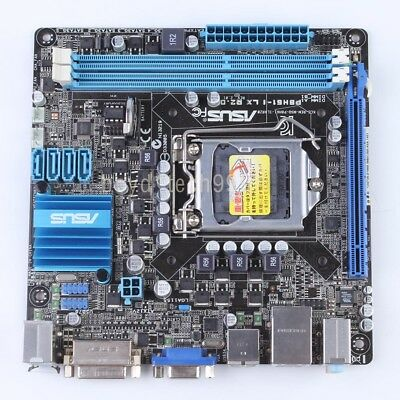 ASUS P8H61-I LX R2.0 MOTHERBOARD DRIVER