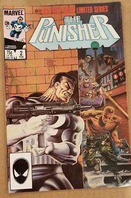 The Punisher Limited Series #2 (1985)